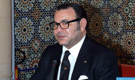 SM el Rey preside la ceremonia de presentación del proyecto de creación de la ciudad nueva Ciudad de Mohammed VI Tánger Tech y la firma del  protocolo de acuerdo correspondiente