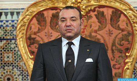 SM el Rey invita a las fuerzas amantes de la paz y la tolerancia a luchar contra la propagación del extremismo