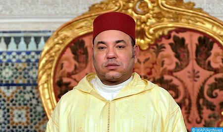 SM el Rey envía mensaje al presidente del Comité para el Ejercicio de los Derechos Inalienables del Pueblo Palestino