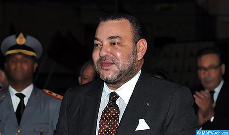 SM el Rey llega a Conakry en una visita de trabajo y de amistad a la República de Guinea