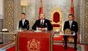 SM el Rey dirige un discurso a la Nación con motivo del decimoctavo aniversario de la Fiesta del Trono