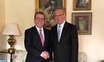 Marruecos y Australia Meridional examinan las oportunidades de cooperación en diferentes sectores