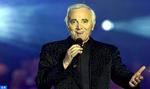El cantante francés Charles Aznavour abrirá la  XVI edición el festival de música Mawazine