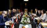 El fortalecimiento de las relaciones entre el parlamento y la OSCE en el centro de una reunión en Rabat