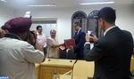Marruecos y la India firman un memorándum de entendimiento para reforzar la cooperación en los ámbitos de minas y geología