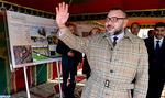 SM el Rey lanza las obras de acondicionamiento de 17 campos de deporte de proximidad en Casablanca