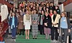 SAR la Princesa Lalla Meryem preside la ceremonia de inauguración del Bazar Internacional de Beneficencia del Círculo Diplomático de Rabat