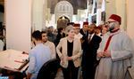 La directora general de la UNESCO ensalza las acciones emprendidas por SM el Rey Mohammed VI para la preservación del patrimonio mundial
