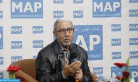 """Mohamed Achaari, invitado del Foro de la MAP sobre el tema """"¿es la prensa actualmente un factor de progreso en Marruecos?"""""""