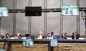 Omar Hilale reitera ante el CPS de la UA su compromiso de seguir acompañando los esfuerzos de las autoridades de la República Centroafricana