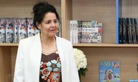 Bahia Amrani, presidenta de la FMEJ, invitada mañana lunes al Foro de la MAP