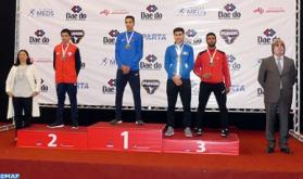 Chile: Mehdi Sriti gana la medalla de oro en el mundial juvenil de kárate