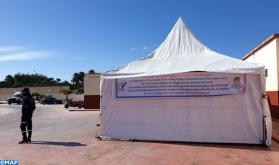 Foro Crans Montana: Lanzada una campaña médica especializada en beneficio de los subsaharianos que viven en Dajla