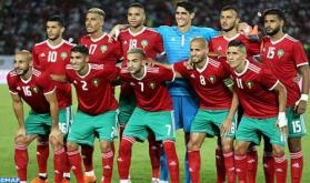Marruecos ocupa el 43º puesto en el ranking de la FIFA