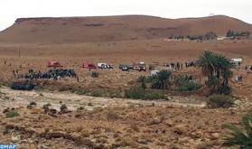 Accidente de autobús en Errachidia: encuentran el cuerpo de un hombre (Autoridades locales)
