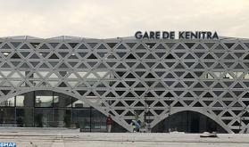 Premio Mundial de Arquitectura y Diseño (Prix Versailles) concedido en París a la nueva estación de ferrocarril de Kenitra
