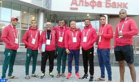 Cinco púgiles marroquíes participan en el Campeonato Mundial de Boxeo (Rusia-2019)