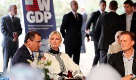Ivanka Trump lanza en Sidi Kacem una campaña de apoyo a la operación de melkización de las tierras Sulaliyat