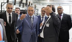 Proma Industrie, primera fábrica implantada en 6 meses en Marruecos (Elalamy)
