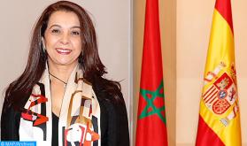 Benyaich subraya en Madrid los avances de Marruecos en la promoción de los derechos de la mujer