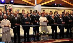Conmemoración en Kenitra del 63° aniversario de la creación de la DGSN