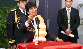 Dimite el presidente boliviano Evo Morales