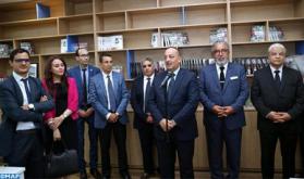 La apertura de la nueva sede de la MAP en Casablanca, una materialización del proyecto de regionalización (Laaraj)