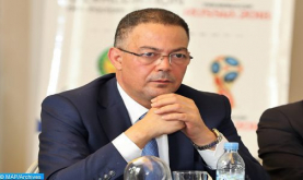 Fouzi Lekjaa nombrado segundo vicepresidente de la CAF
