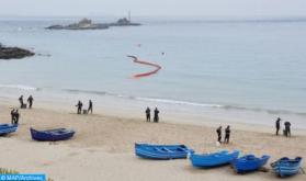 La Marina Real rescata en el Mediterráneo a 169 inmigrantes subsaharianos