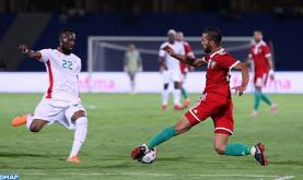 Fútbol: la selección nacional gana a Níger 1-0 en partido amistoso