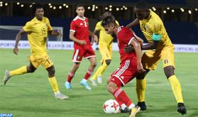 Fase de Clasificación CAN-2019 (Sub23): Marruecos eliminado tras perder 1-0 ante Malí