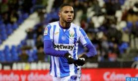 Youssef En Nesyri marca un hat-trick y regala la victoria al Leganés ante el Betis