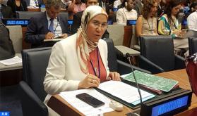 ONU: El Ouafi presenta en Nueva York la experiencia marroquí en materia de desarrollo sostenible