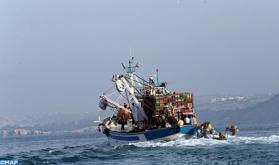 Celebrada en Rabat la primera comisión mixta del nuevo Protocolo de Pesca Marruecos-UE