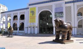 "Rabat acoge ""El Caballo"", la famosa obra  del gran maestro colombiano Fernando Botero"