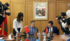 Marruecos y China firman un acuerdo de cooperación de casi 140 millones de dírhams