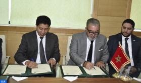 Firmado un acuerdo entre la MAP y la región oriental para poner en valor los proyectos y las realizaciones de la región