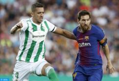 El marroquí Zouhair Feddal se reincorpora a los entrenamientos del Real Betis