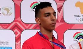 El marroquí Achraf Mahboubi gana bronce en el Torneo Grand Slam de Taekwondo en China