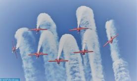 Fiesta del Trono: Las Fuerzas Aéreas Reales organizan exhibiciones aéreas a lo largo de la costa entre M'diq y Rifiyin y en Martil