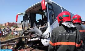 Accidente de autobús en Errachidia: encontrados los cuerpos de otras tres personas (Autoridades locales)