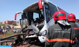 Accidente de autobús en Errachidia: encontrado el cuerpo de una mujer (Autoridades locales)
