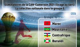 Eliminatorias de la CAN-Camerún 2021 (sorteo): La selección nacional juega en el grupo E