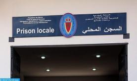 Terrorismo: la prisión local de Salé 2 desmiente cualquier contacto de un detenido con personas fuera de su familia
