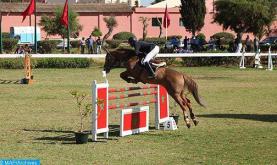 Comienza en Temara el concurso oficial del Gran Premio SM el Rey Mohammed VI de salto de obstáculos