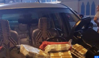 Bab Sebta: incautados 10 kg de chira
