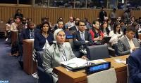 ONU: Comienza el segmento ministerial del Foro Político de Alto Nivel sobre el Desarrollo Sostenible, con la participación de Marruecos