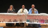 La sociedad civil de las provincias del sur pone al descubierto en Vitoria las violaciones de los derechos humanos del polisario