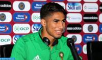 Fútbol: Achraf Hakimi compite por el título de Mejor Jugador Africano Joven