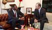 Mohamed Hassad s'entretient avec le Premier ministre, Chef du gouvernement du Burkina Faso